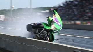 Download 13 INSANE DRAG RACING CRASHES!!! Video