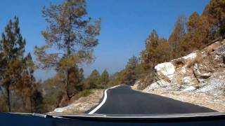 Download Drive from munsiyari to binsar via tezam, bageshwar Video