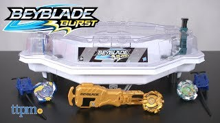 Download Beyblade Burst Avatar Attack Battle Set & Master Kit from Hasbro Video