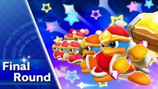 Download Kirby Triple Deluxe - Kirby Fighters Deluxe (Very Hard) Walkthrough Part 1 - Beetle Ability Video