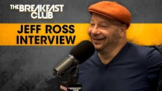 Download Jeff Ross Roasts The Breakfast Club, Talks Freedom Of Speech, Mo'Nique, Donald Trump + More Video