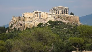 Download Ancient Sites in Athens, Greece in 4K Ultra HD Video