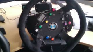 Download Fanatec CSW v2 vs. Thrustmaster T500RS internal friction Video