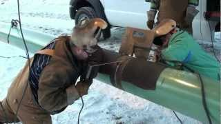 Download Pipeline Welding - A Day On The Hot Pass Video