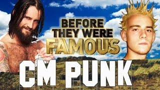 Download CM PUNK - Before They Were Famous - WWE Video
