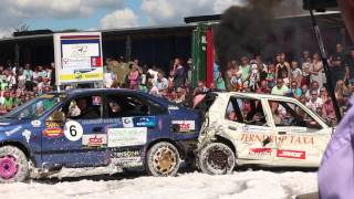 Download Bilboksning i Terndrup 2014 - 9. Heat - Lillevang Auto vs Terndrup Taxa - MVI 9938 Video