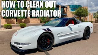 Download How To Clean Out C5/C6 Radiator Video