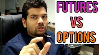 Download Futures vs Options - (in Hindi) - What to trade in Derivatives ? Video