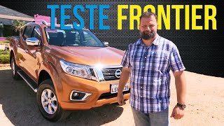 Download Nissan Frontier 2017. Vale a pena? Video