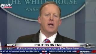 Download SPICER VS. REPORTER April Ryan (FNN) Video