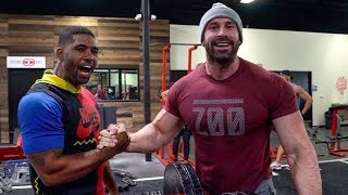 Download MOST EPIC BODY TRANSFORMATION... DAY 1 w/ THE REAL TARZAN ! Video