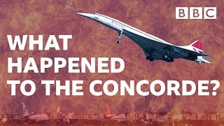 Download Why the Concorde crashed and what happened next - BBC Video