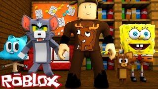 Download Roblox Adventures / Cartoon Tycoon 2! / SPONGEBOB, TEEN TITANS, ADVENTURE TIME, GUMBALL, & MORE! Video