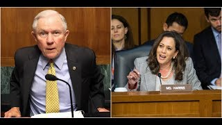 Download Kamala Harris Gets Shut Down by Jeff Sessions after going on a Rampage!!! Video