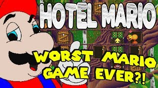 Download WORST MARIO GAME EVER!? or HIDDEN GEM!? Hotel Mario - CDI Video