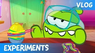 Download Om Nom Stories: Video Blog - The Experiments Video