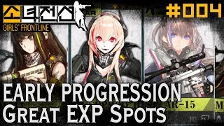 Download [Girls Frontline] Early Progression Guide & Fantastic EXP Spots [GF#004] Video