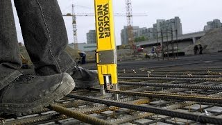 Download DF 16 Rebar binder by Wacker Neuson Video
