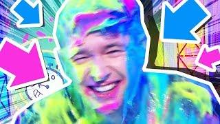 Download I GOT SLIMED ON LIVE TV... Video