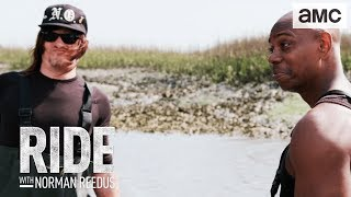 Download 'Oystering with Dave Chappelle' Talked About Scene Ep. 202 | Ride With Norman Reedus Video