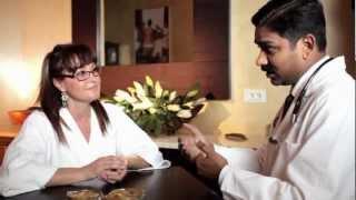 Download Consultation with an Ayurveda Therapist at the Shakti - Ayurveda Centre Portorož Video