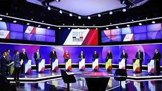 Download France votes for new president after roller-coaster campaign Video