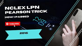 Download NCLEX PN/ PEARSON TRICK 2016 HOW I PASSED! Video