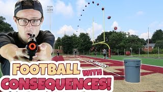 Download REAL LIFE FOOTBALL USER SKILLS CHALLENGE!! SPORTS WITH CONSEQUENCES Video