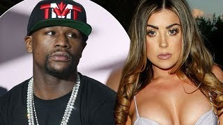 Download Floyd Mayweather's New Girlfriend is Fine as Hell, AND She Can Read! Video