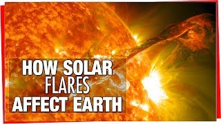 Download NASA: How Solar Flares Affect Earth Video