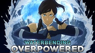 Download Waterbending is Overpowered and The Strongest Element in Avatar! Video