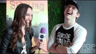Download Sean Ryan Fox Interview - Nickelodeon's Sizzling Summer Camp Special Video