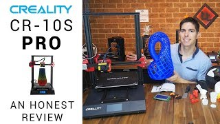Download Creality CR-10S Pro - An honest review *UPDATE IN DESCRIPTION* Video