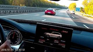 Download PP-Performance Audi RS6 750HP and porsche 991Turbo S 750HP german Highway Video