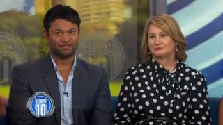 Download The Family Behind 'Lion': Saroo Brierley's Incredible Story | Studio 10 Video