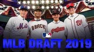 Download Catch every pick of the 2019 MLB Draft Video