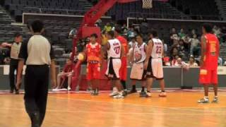 Download Singapore Slingers v Ginebra Kings 30 Sept 09 - 4th Quarter Video