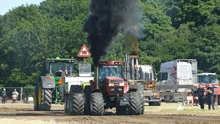 Download The Most Smoking Tractor Pullers in Denmark | Tractor Pulling Denmark Video