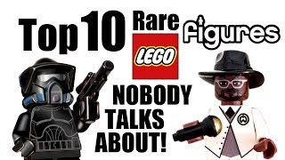 Download Top 10 Rare LEGO Minifigures NOBODY Talks About! Video