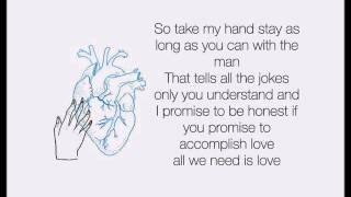 Download Michael Carreon The Simple Things Lyrics Video