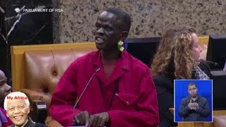 Download FUNNY - We Are Not Owing ANC Any Thing. EFF Video
