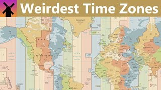 Download These Are the World's Strangest Time Zones Video