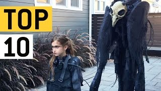Download Top 10 Halloween Costume Ideas || JukinVideo Top Ten Video