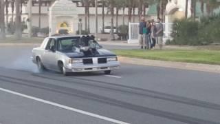 Download 2016 Daytona Dream Cruise Burnouts Video
