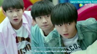 """Download [Vietsub + kara][MV] TFBOYS """"Cố lên! Amigo"""" Nhạc chủ đề phim ″Thời đại thiếu niên của chúng ta″ Video"""