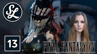 Download WHO IS SHE? | Final Fantasy XV Gameplay Walkthrough Part 13 Video