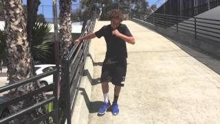 Download AD's First Leg Day. Football Training Video
