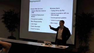 Download A Comparison of Windows Azure and Amazon Web Services - Rob Gillen Video