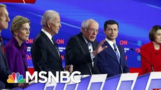 Download 'A Dull And Plodding' Democratic Debate | Morning Joe | MSNBC Video