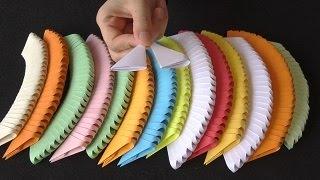 Download 3D Origami Parçası Nasıl Yapılır? - How to make 3D origami pieces - Sade ve Detaylı Anlatım Video